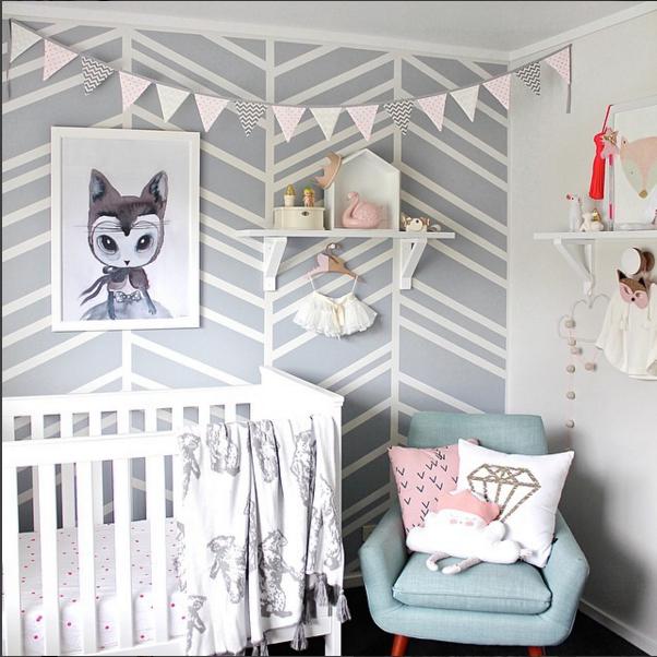 Les 10 plus belles chambres de petites filles sur Instagram - Club ...