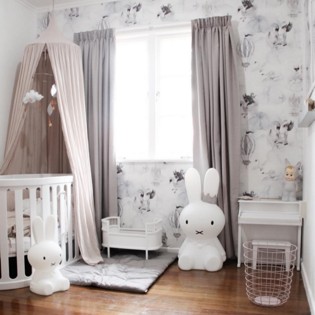 chambre de bebe fille les couleurs a privilegier dans une. Black Bedroom Furniture Sets. Home Design Ideas