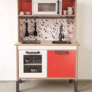 les meilleurs relooking de la cuisine enfant d 39 ikea club mamans. Black Bedroom Furniture Sets. Home Design Ideas