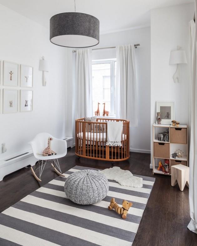 Idées de chambres bébé mixtes - Club Mamans
