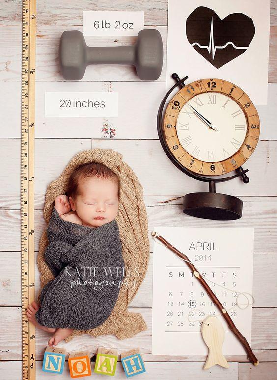 Préférence Idées de faire part naissance modernes et originaux BP33