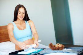 liste valise de maternité complète
