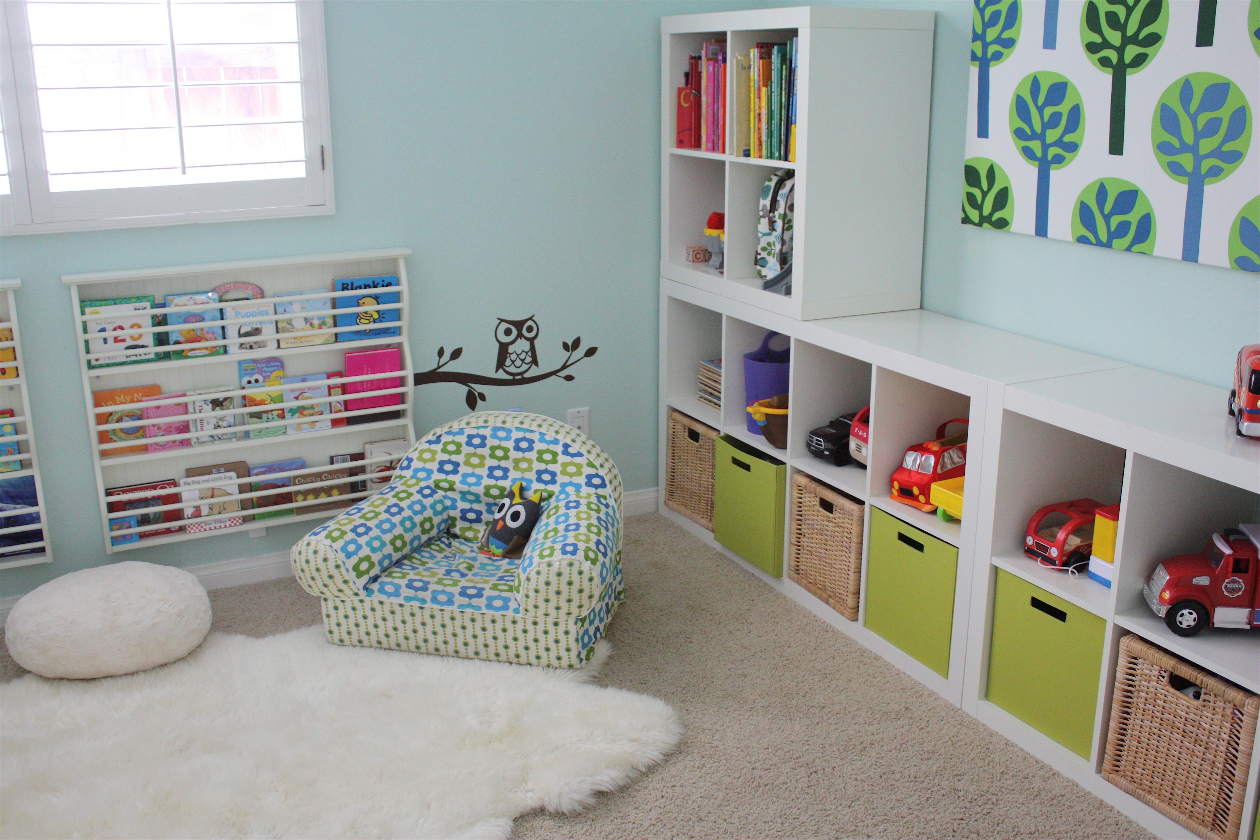 salles de jeux enfant 10 id es d co originales i club mamans. Black Bedroom Furniture Sets. Home Design Ideas