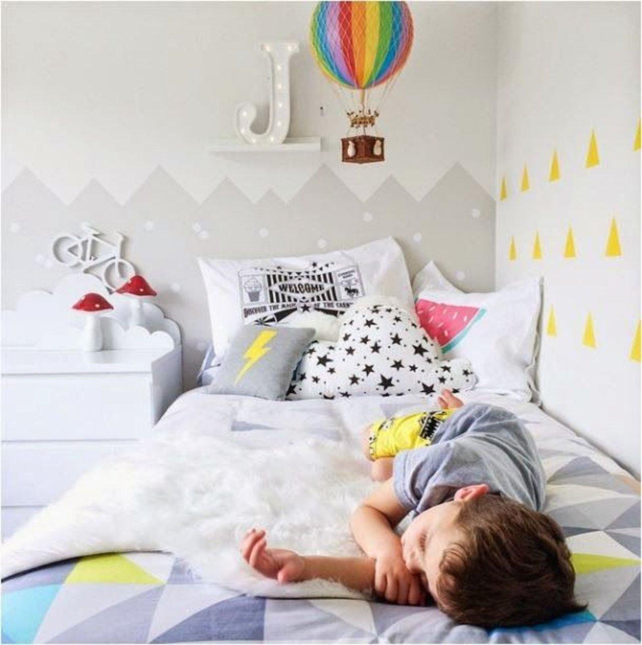 10 chambres de petits garçons modernes et originales