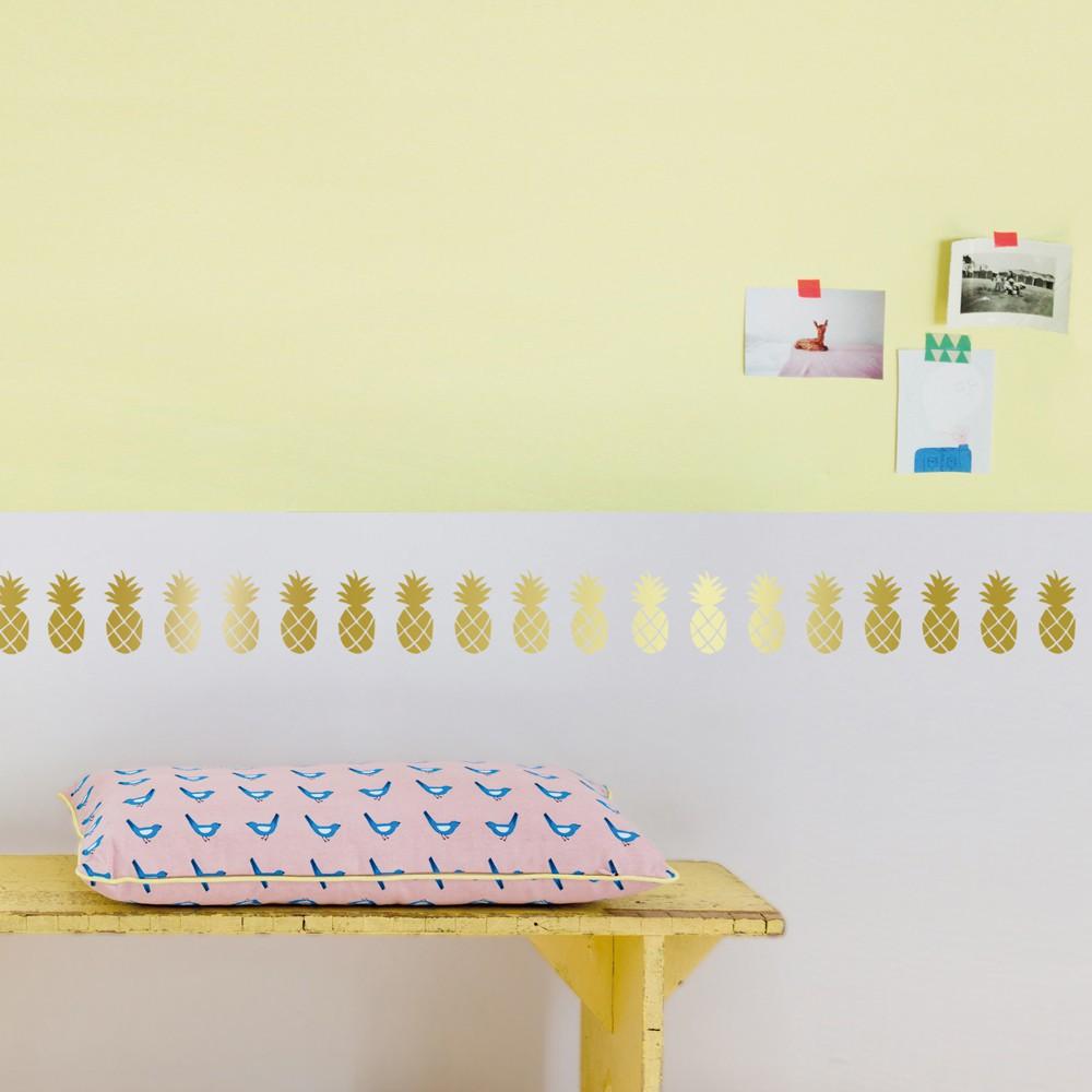 Idées déco des ananas pour la chambre de vos enfants!