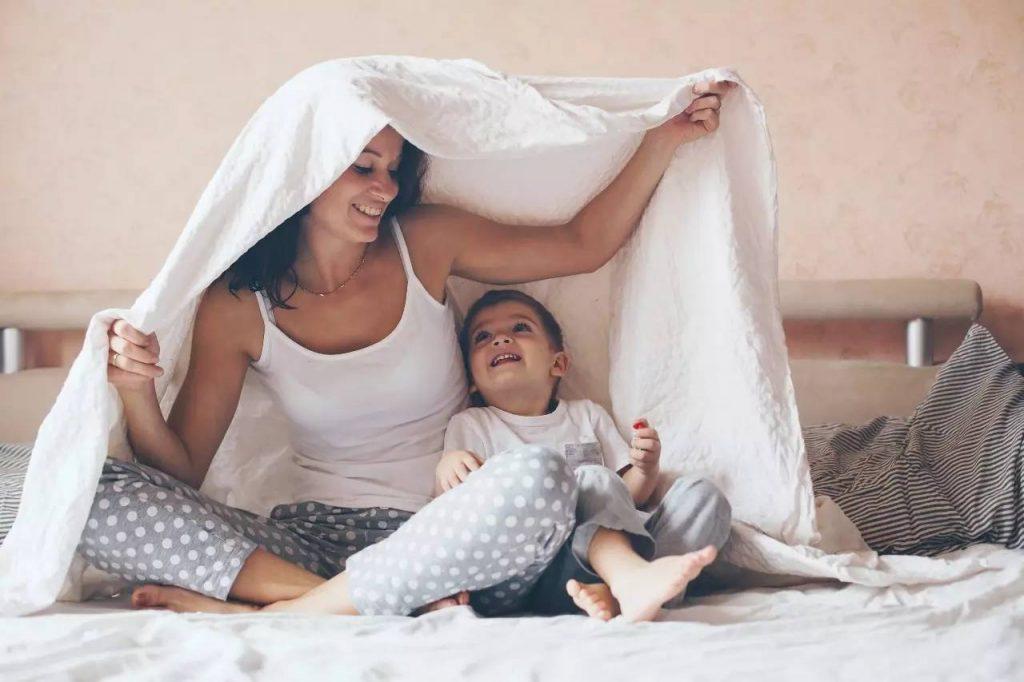 Témoignage : l'heure du coucher des enfants