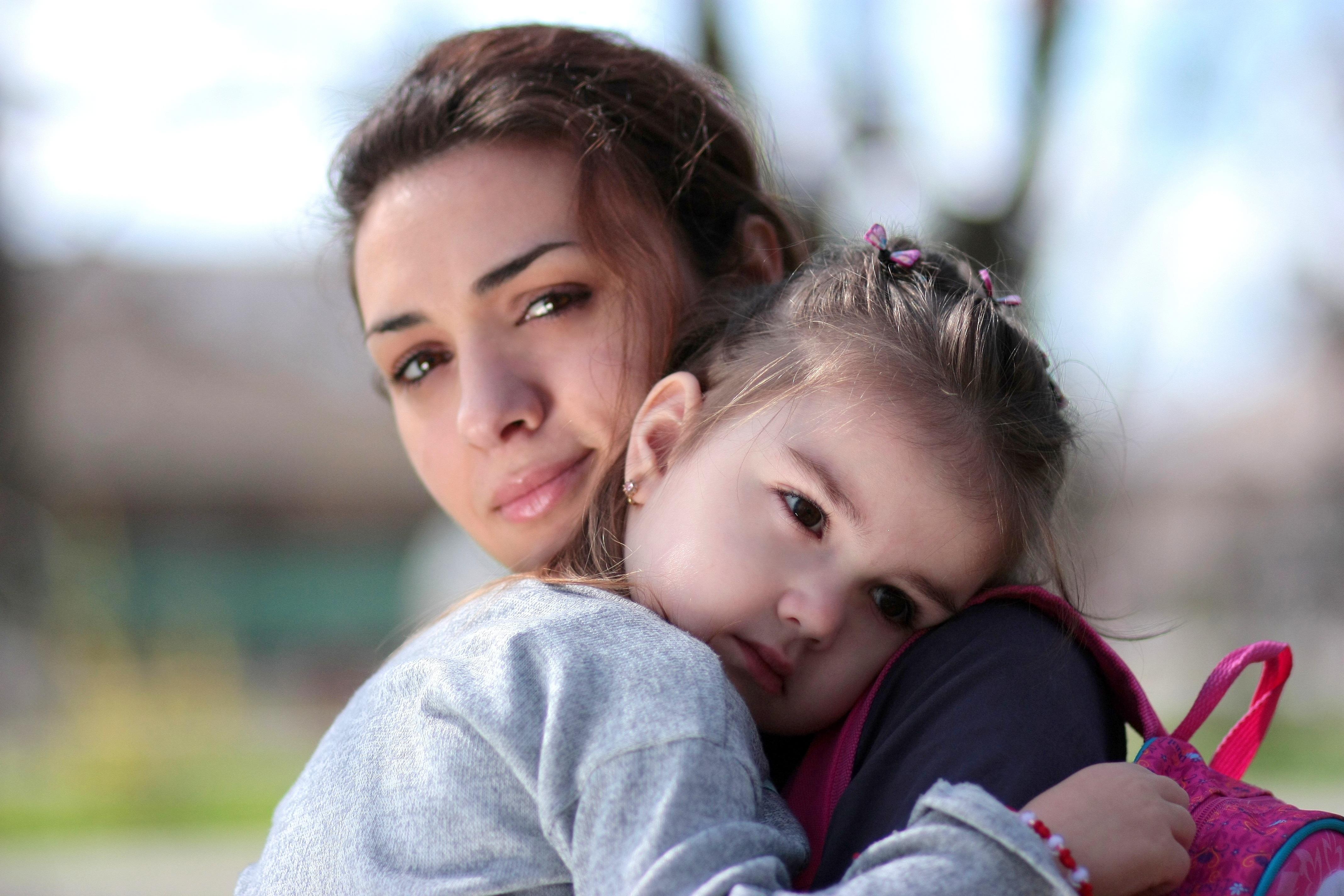 Témoignage: ma fille atteinte du syndrome de Marshall