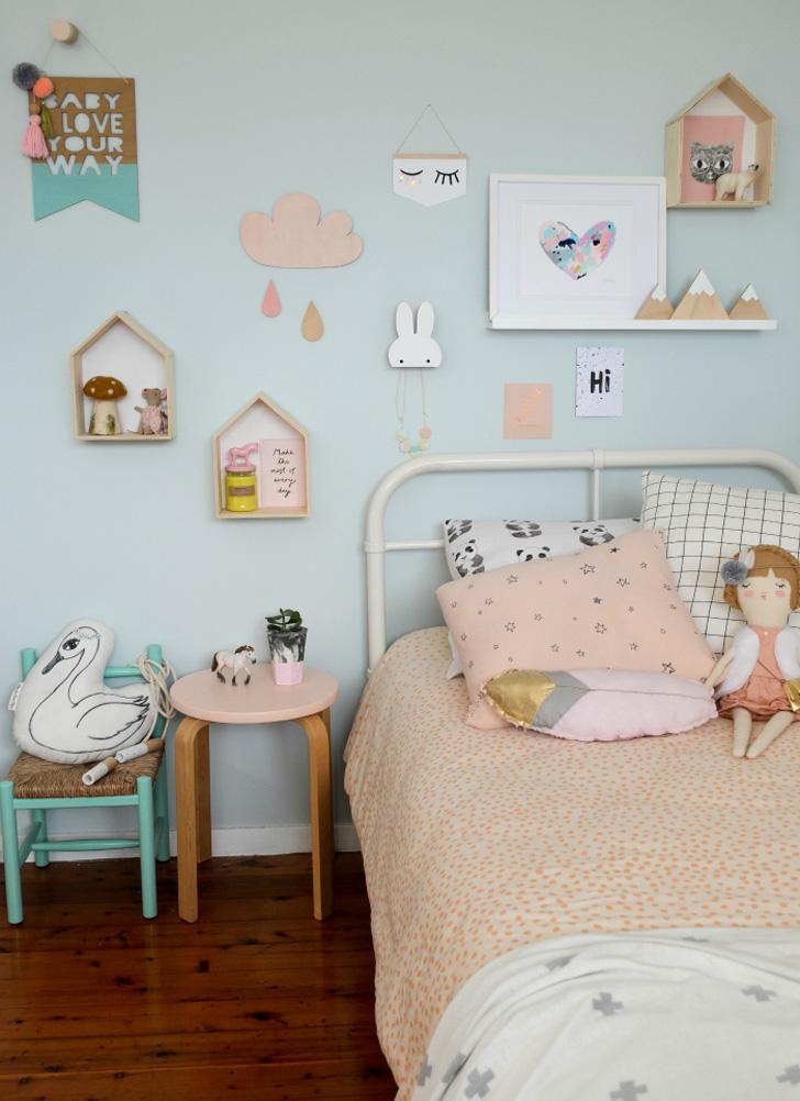 10 id es d co pour une chambre d 39 enfant club mamans. Black Bedroom Furniture Sets. Home Design Ideas