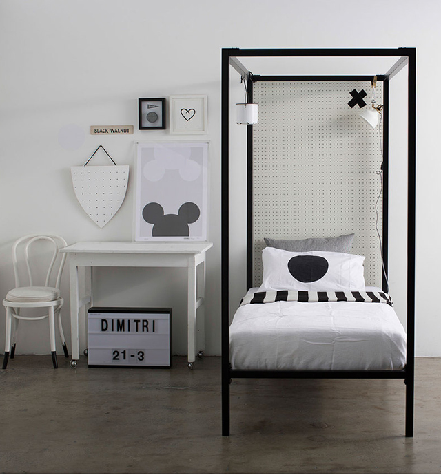 10 id es d co pour une chambre d 39 enfant club mamans. Black Bedroom Furniture Sets. Home Design Ideas