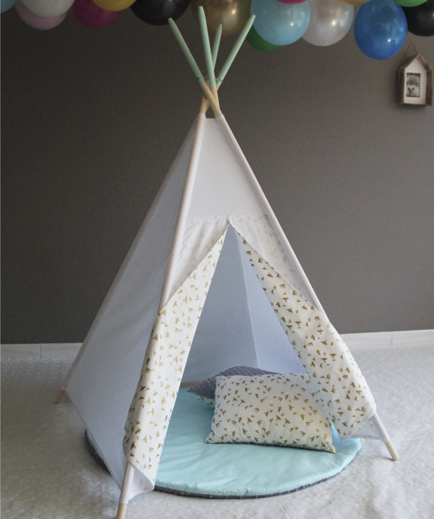 tipi enfant fashion designs. Black Bedroom Furniture Sets. Home Design Ideas
