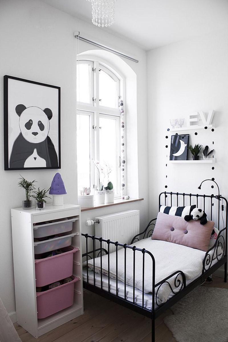 10 idees deco pour une chambre d39enfant club mamans for Stickers chambre enfant avec matelas sensogel 140x190 cm