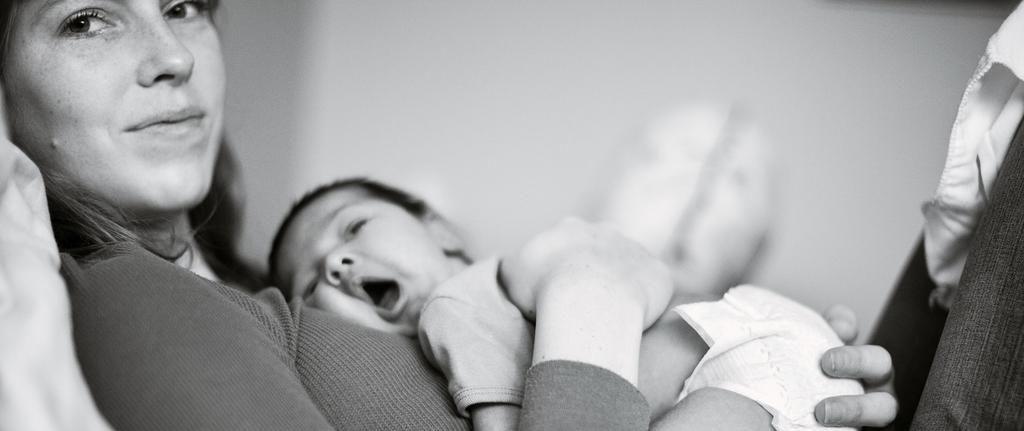 10 choses à savoir sur l'après accouchement