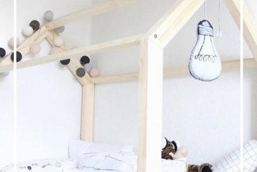 lit maison bois pas cher