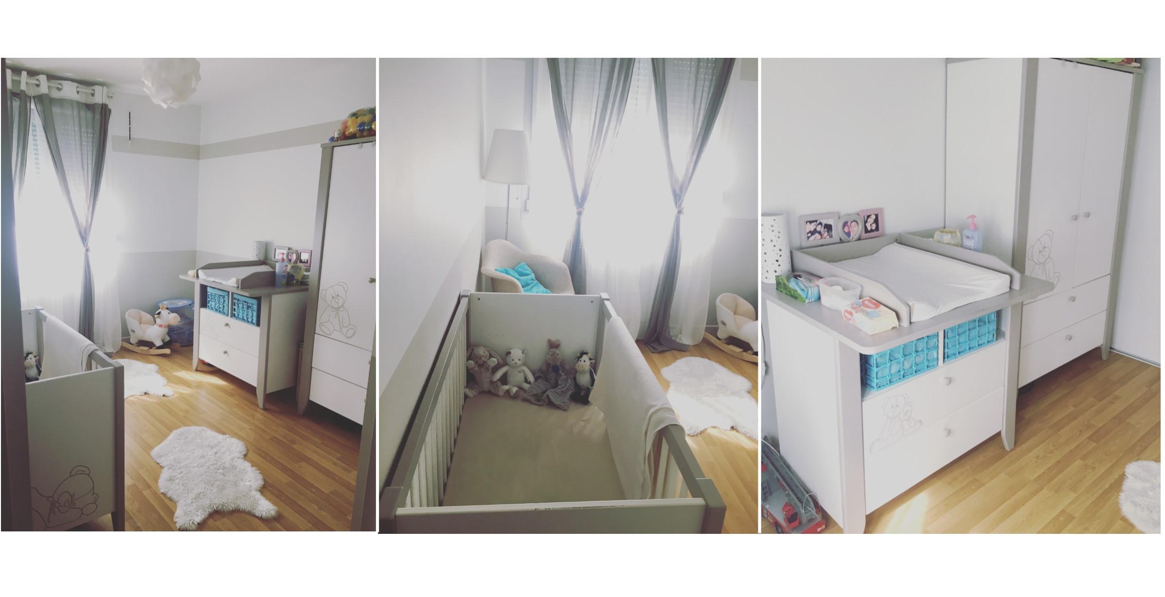 Chambre enfant mixte excellent chambre de bb mixte with for Choix de couleurs pour une chambre