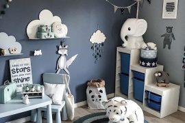 Shop the room - Décoration chambre garçons : la tête dans les nuages