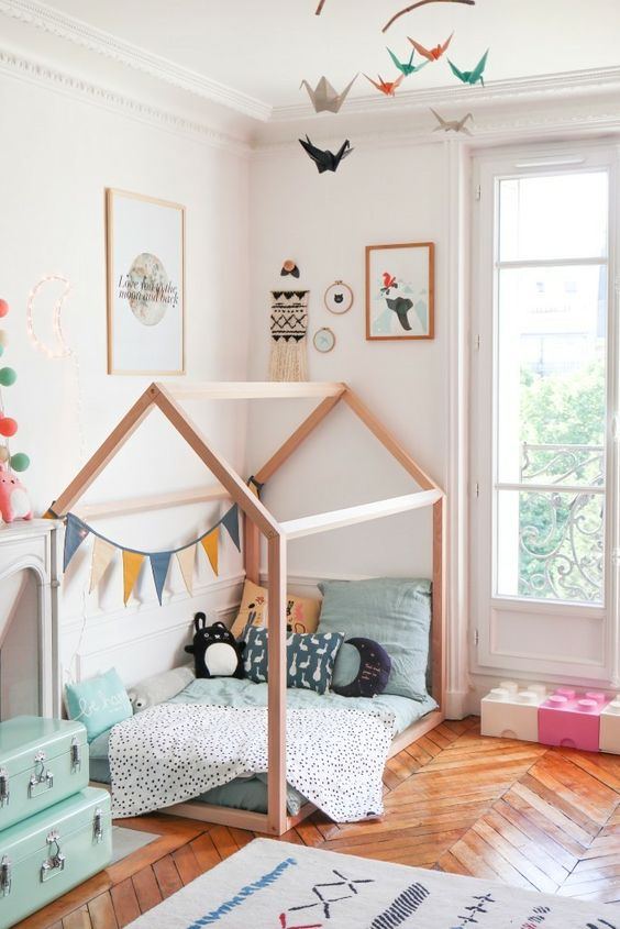 SHOP THE ROOM | Chambre d'enfant mixte
