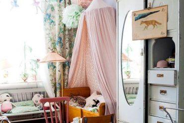 idées de chambres bohèmes pour enfants