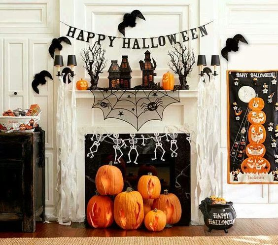 fête halloween enfants