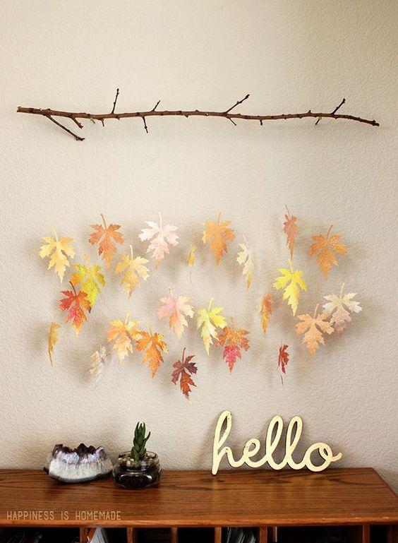 diy automne avec les enfants