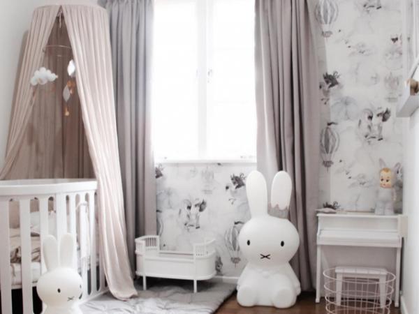 Les 10 plus belles chambres de petites filles sur Instagram