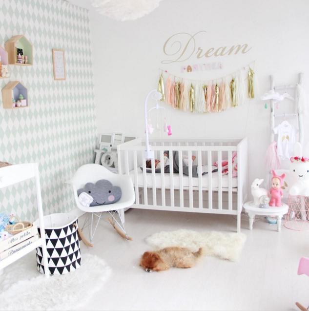 Amazing Deco Chambre Bebe Fille Idees - Photos et idées décoration ...