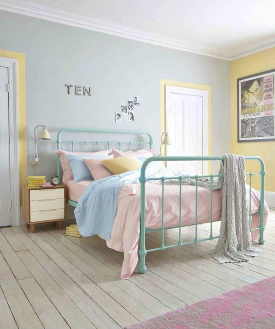 10 chambres de petites filles pastels > Club Mamans