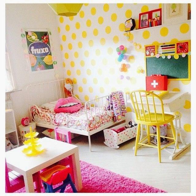 les 10 plus belles chambres de petites filles sur. Black Bedroom Furniture Sets. Home Design Ideas