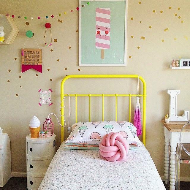 décoration chambre petite fille