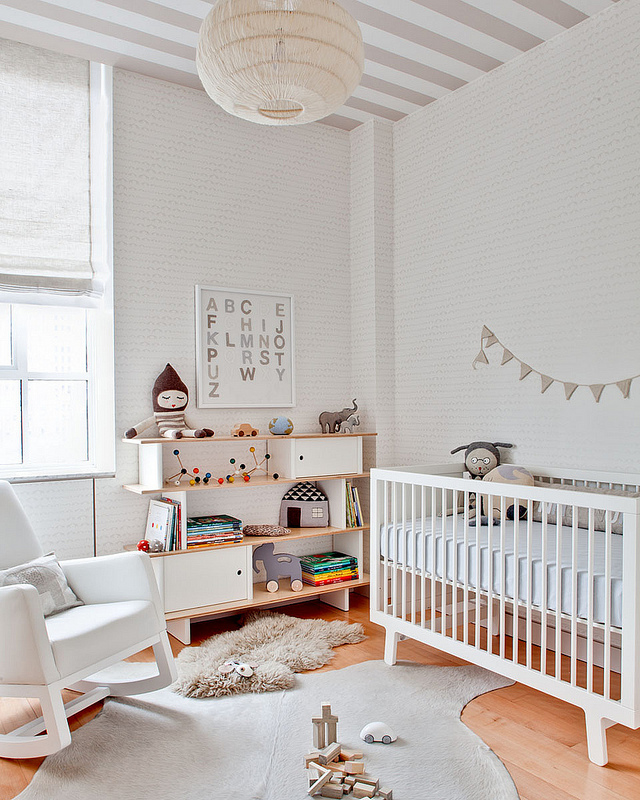 chambre mixte bebe