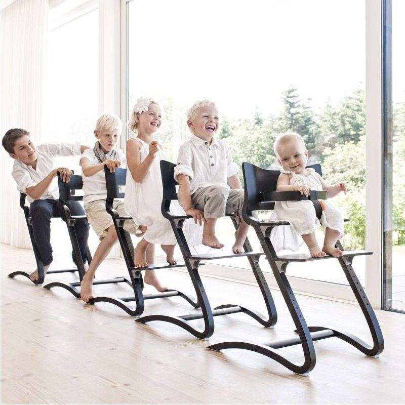 chaise haute bebe design leander