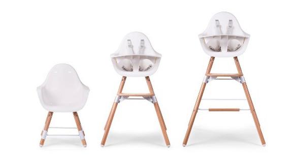 chaise haute bebe design scandinave Childwood
