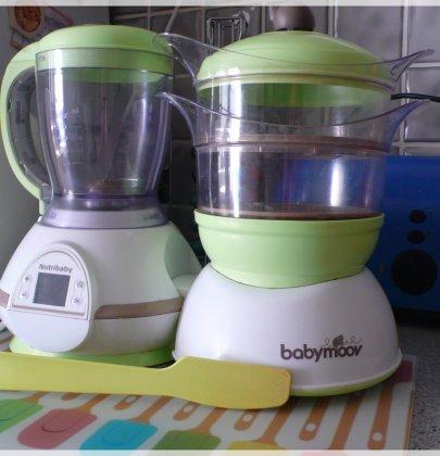 Avis sur le Nutribaby de Babymoov par maman I.