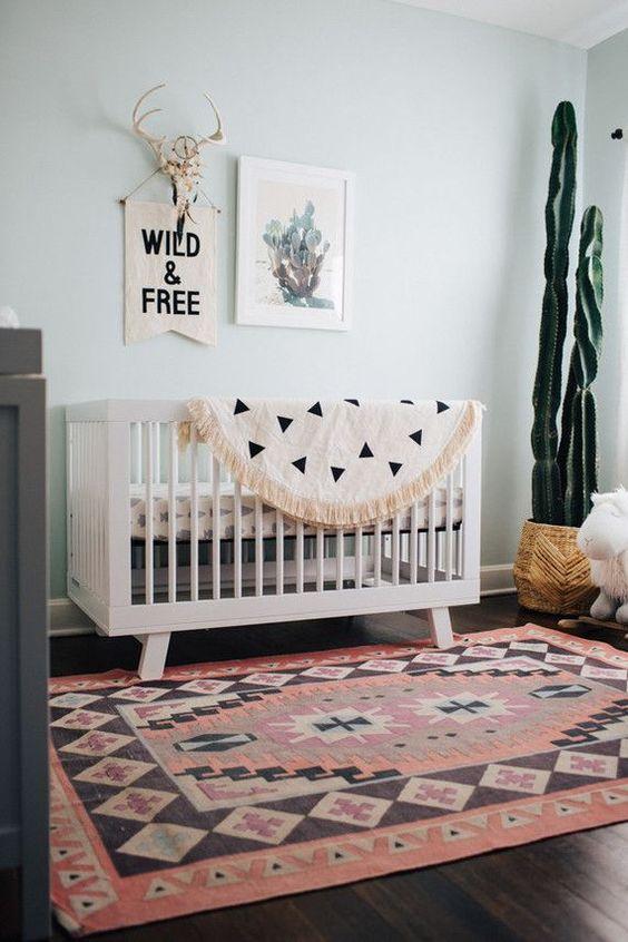 Une d co cactus pour vos enfants club mamans - Decoration de bebe ...
