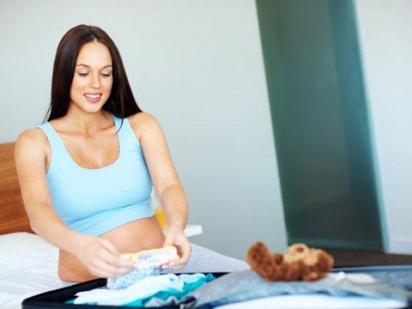 Votre liste pour la valise de maternité complète