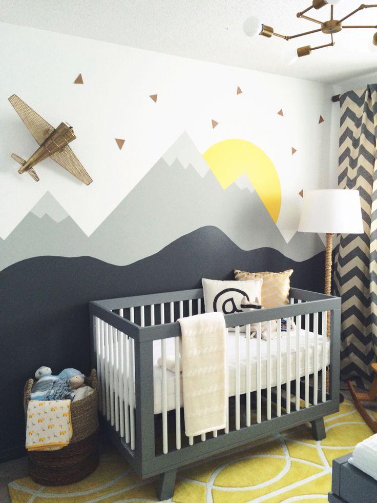 Idees De Chambres Bebe Mixtes Club Mamans