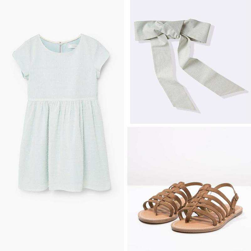mode enfant printemps été 2016