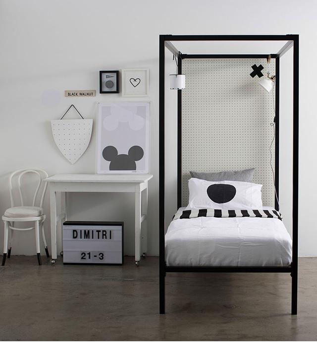 10 idées déco pour une chambre d'enfant avec un lit de grand