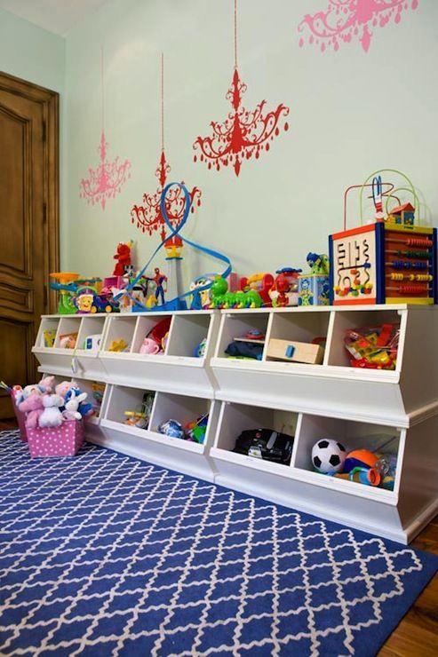 Idée Rangement Playmobil 10 idées pour ranger les jouets des enfants > club mamans