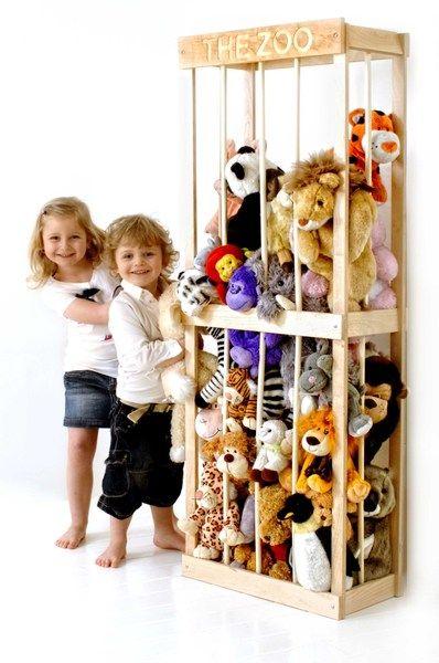 10 idées pour ranger les jouets des enfants - Club Mamans
