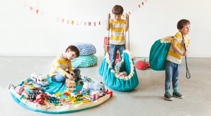 idees rangements jouets enfants