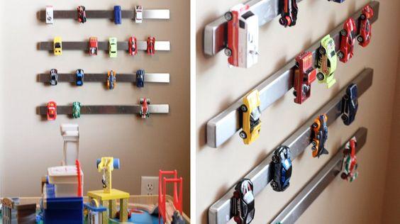 idées pour ranger les jouets