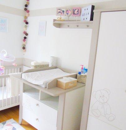 Déco chambre enfant : Avant / Après !
