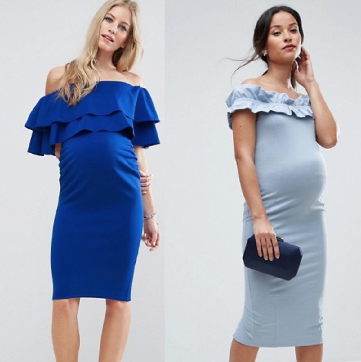 sélection robes d'été pour femmes enceintes