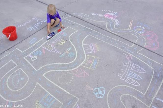 Idées de jeux d'extérieurs pas chers pour les enfants