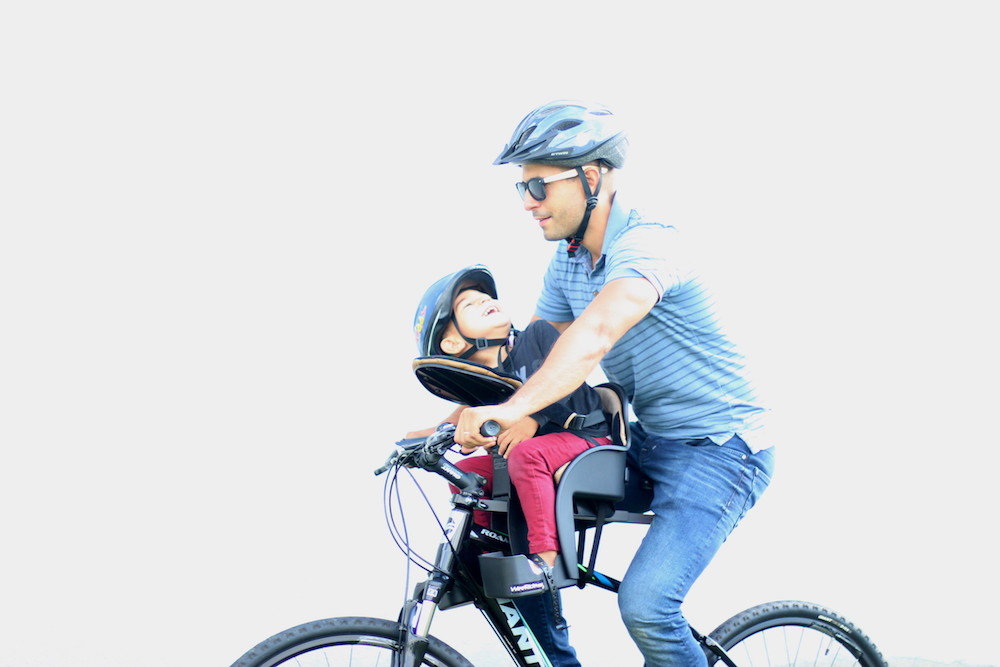 Avis Sur Les Porte Bébé Vélo Avant Club Mamans