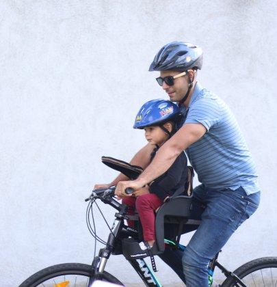 Avis sur les porte-bébé vélo avant