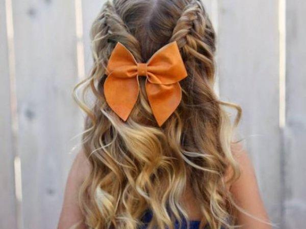 Idées coiffures pour les petites filles