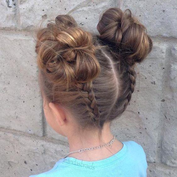 idees de coiffure pour les filles