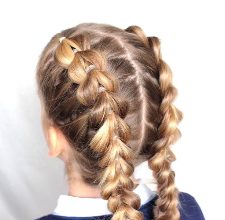 idées de coiffures pour les filles