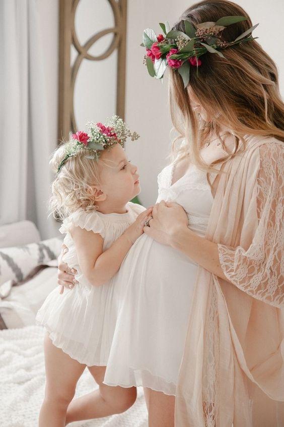 Idées photos de grossesse